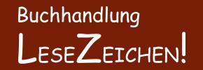 Logo Buchhandlung LeseZeichen! in Kronach